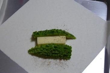 ゴーヤとチーズの春巻き (2).jpg