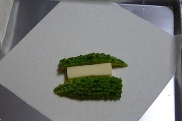 ゴーヤとチーズの春巻き (1).jpg